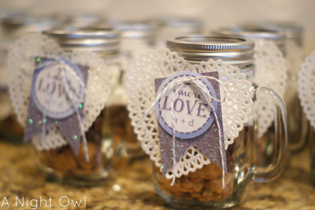 Great Gifts S More Love In A Jar A Night Owl Blog
