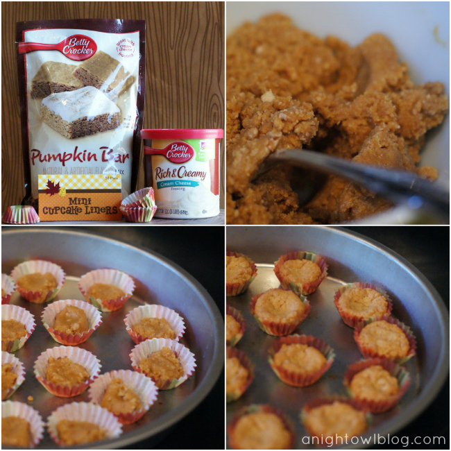 Quick and Easy Pumpkin Bites at anightowlblog.com | #pumpkin #thanksgiving #recipes