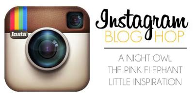 The Instagram Blog Hop