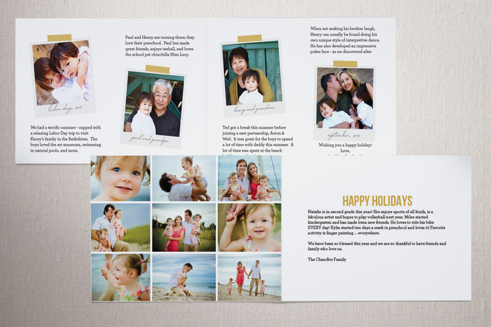 Holiday Cards by Minted