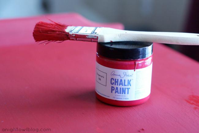 Annie Sloan Chalk Paint in Emperor's Silk #ASCP