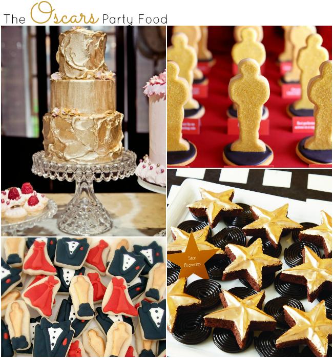 The Oscars - Party Food Ideas