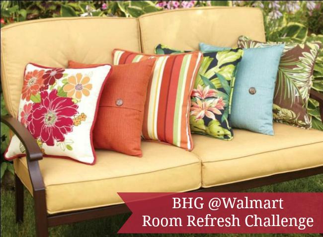 BHG Room Refresh Challenge #BHGChallenge