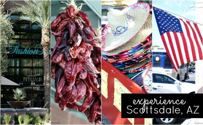 Experience Scottsdale AZ