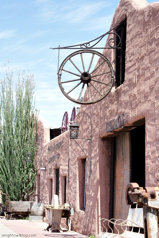 Old Town Scottsdale AZ