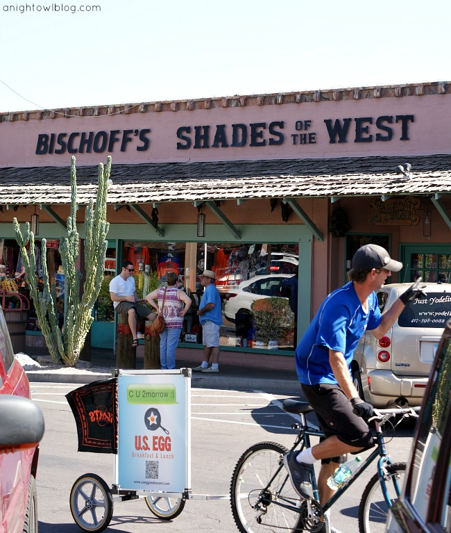 Bischoff's Shades of the West - Scottsdale, AZ