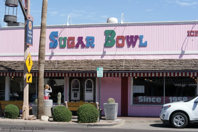 Sugar Bowl - Scottsdale, AZ
