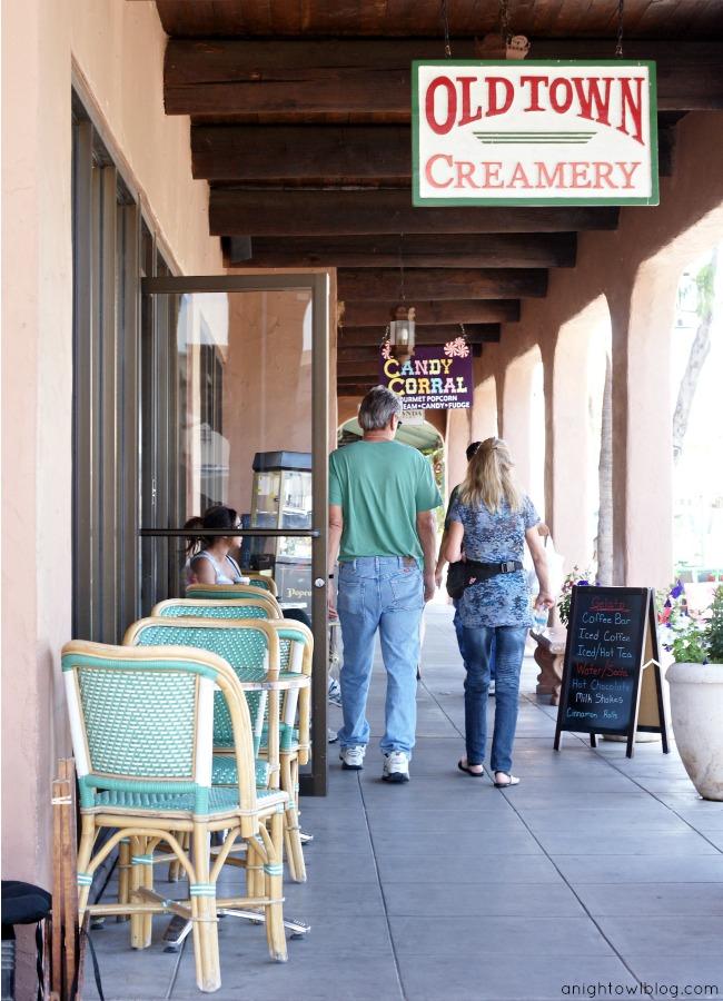 Old Town Scottsdale Shops - Scottsdale, AZ