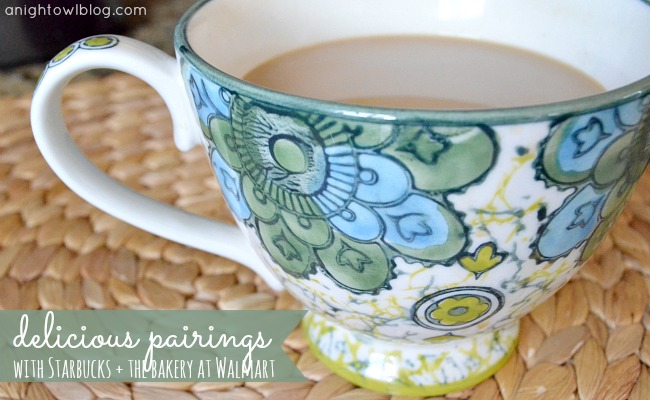 Starbucks Willow Blonde #DeliciousPairings