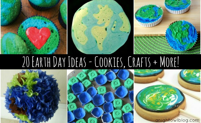 20 Fun Earth Day Ideas