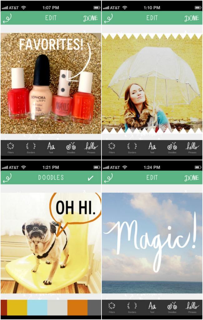 A Beautiful Mess App Screenshots #abeautifulmess