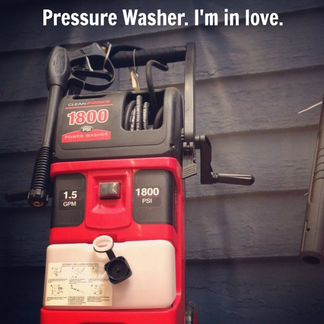 Many Pressure Washer options to choose from at The Home Depot. #DigIn