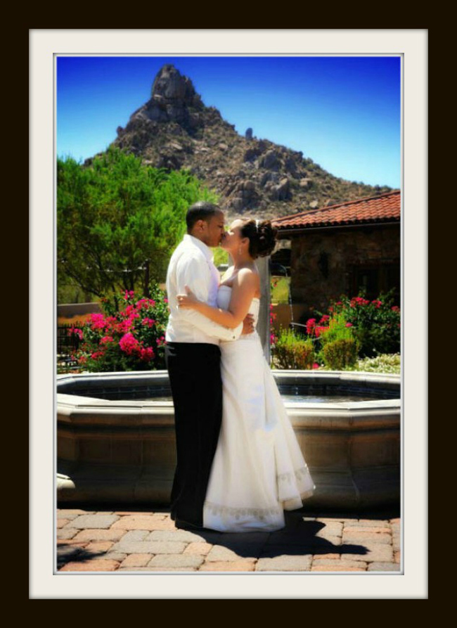 Our Wedding - Celebrating 5 Years