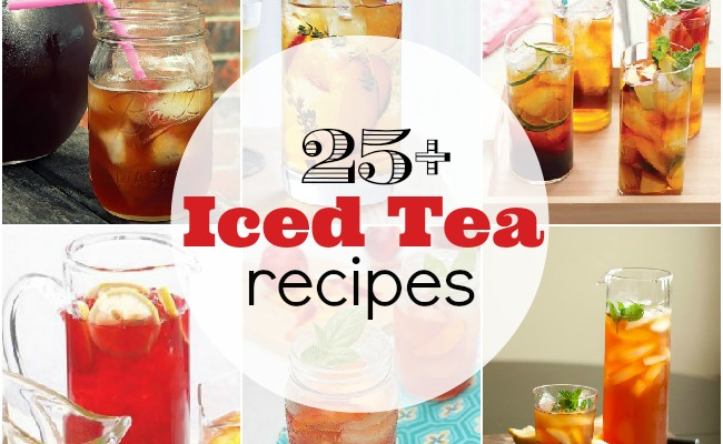 25 Iced Tea Recipes