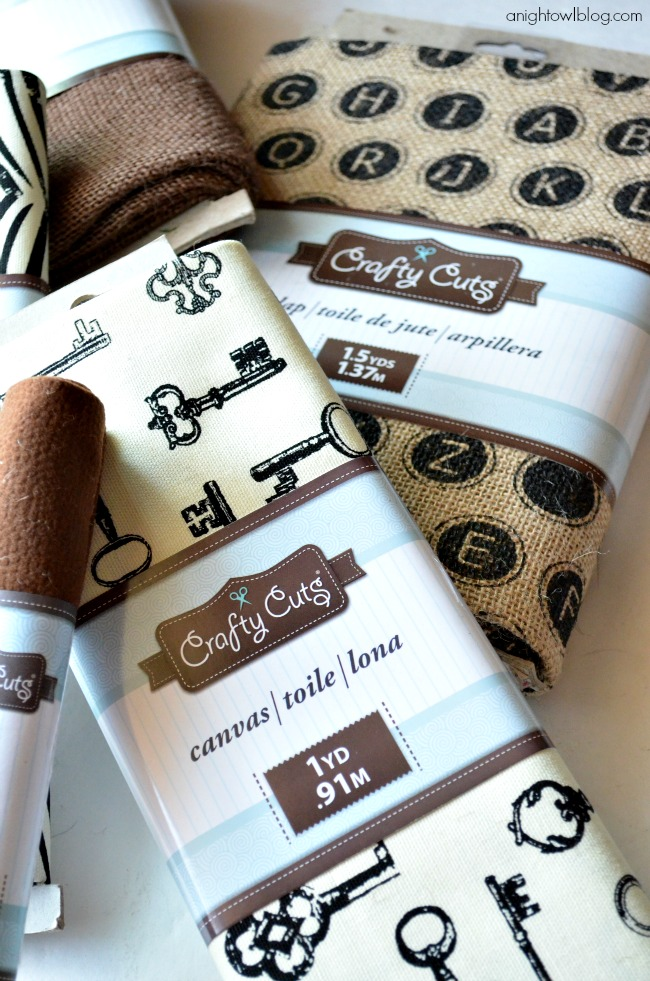 New! Fabric at Michaels
