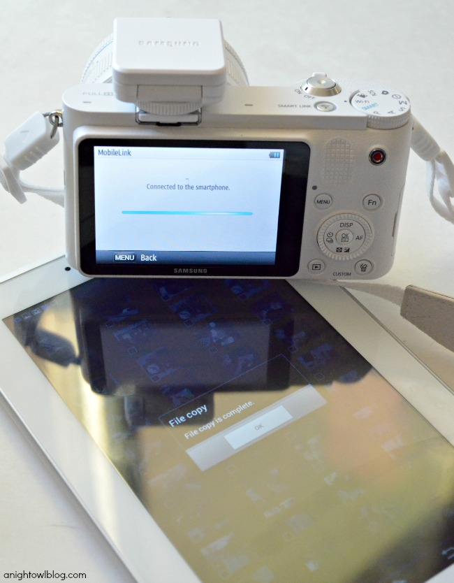 Samsung NX1100 Camera and Galaxy Tablet 2 Review #PixBundle