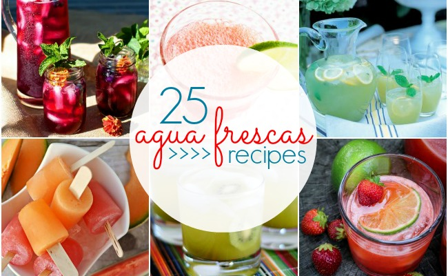 Agua Frescas Recipes