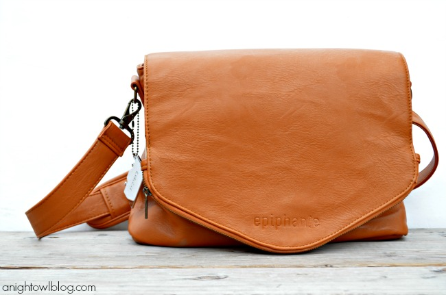 Epiphanie Camera Bags | CHARLOTTE - Burnt Orange