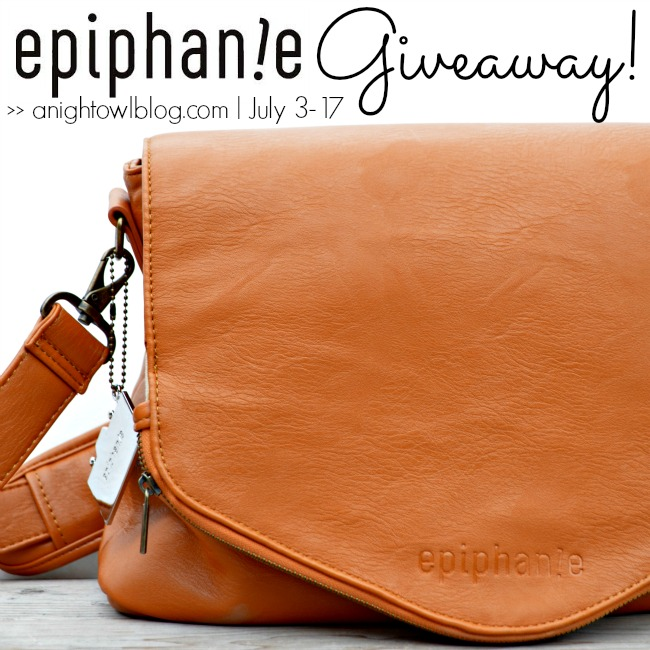 Epiphanie Giveaway