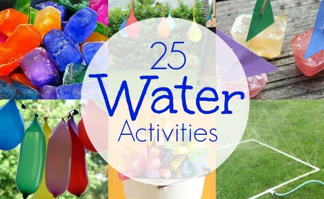 Kids Water Activities Feature