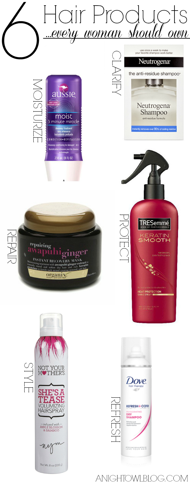 Must Have Hair Products