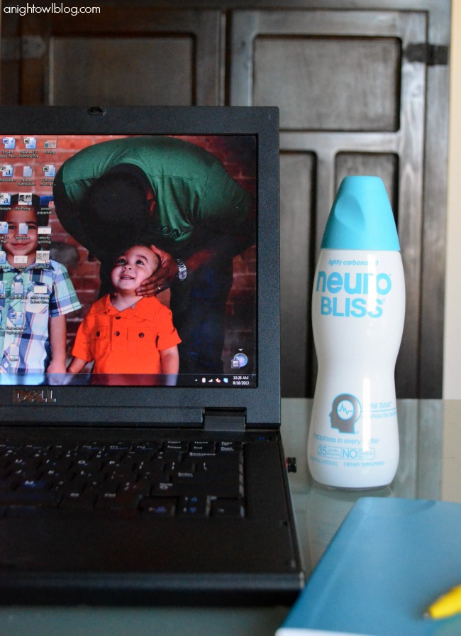My BLISSful moment with neuro BLISS! | #stress #wellness #healthy #BLISSandtell #CGC