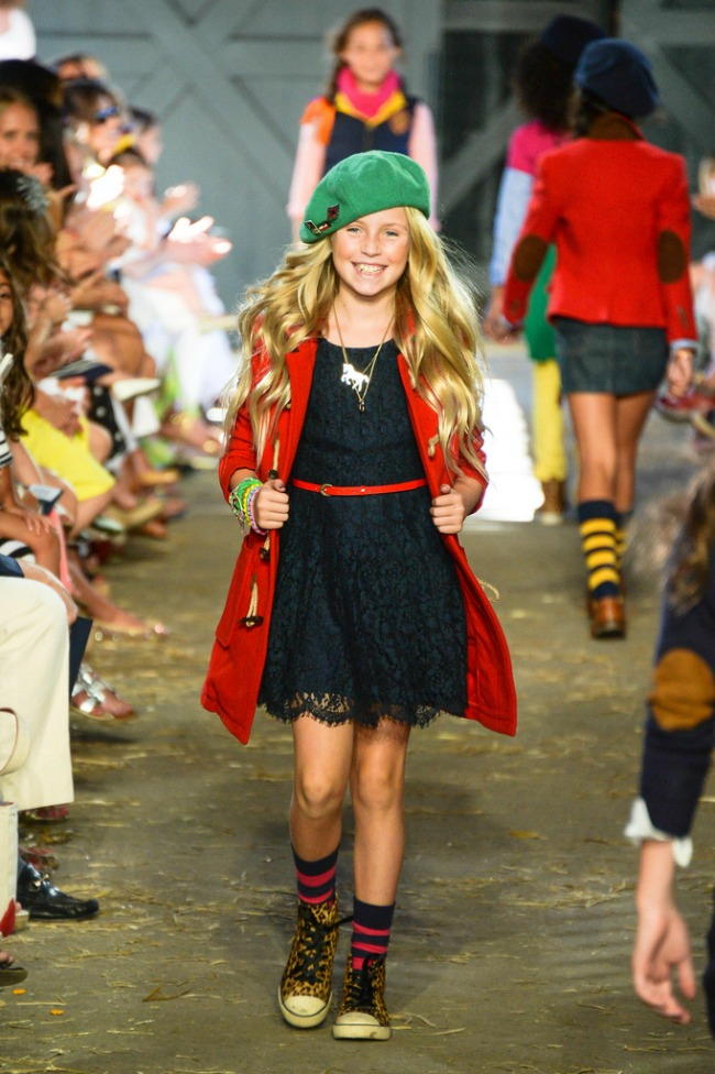 Ralph Lauren Fall and Holiday 2013 Children's Collection | #RLGirl #girls #kids #fashion #fall2013 #holiday2013