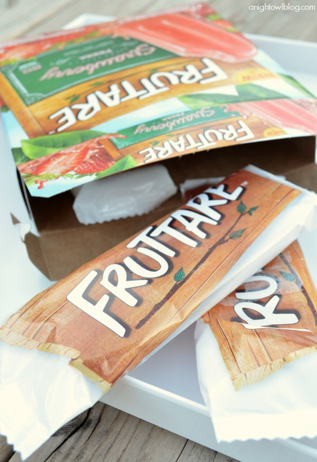 Fruttare Fruit Bars
