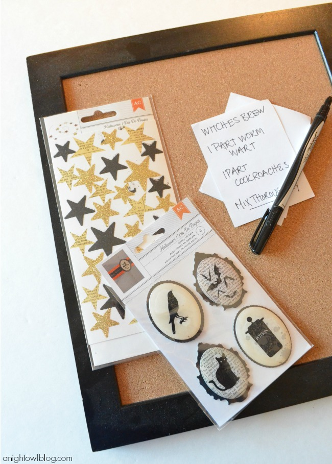 Halloween Epoxy Stickers from American Crafts at Target
