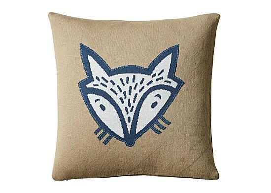 Fox Pillow Cover
