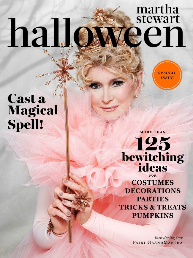Martha Stewart's Fall 2013 Halloween Special Issue