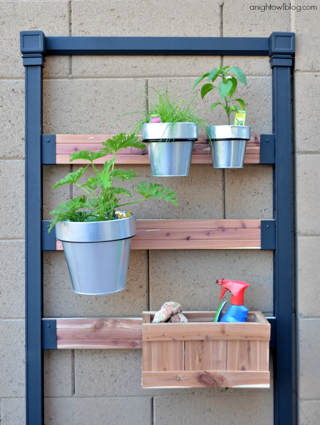 Pennington Vertical Gardening System #GrowWithUs