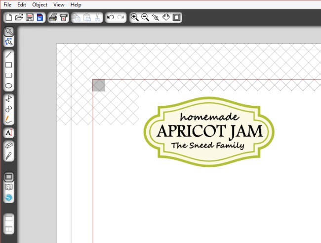 Custom Mason Jar Labels with Silhouette Specialty Media