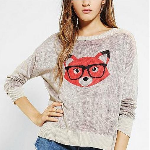 Coincidence & Chance Foxy Geek Sweater