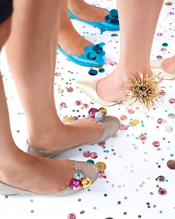 Confetti Floor by Martha Stewart