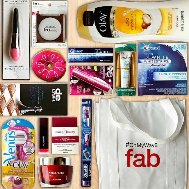 Win BIG from Walgreens with the #OnMyWay2Fab Twitter party!