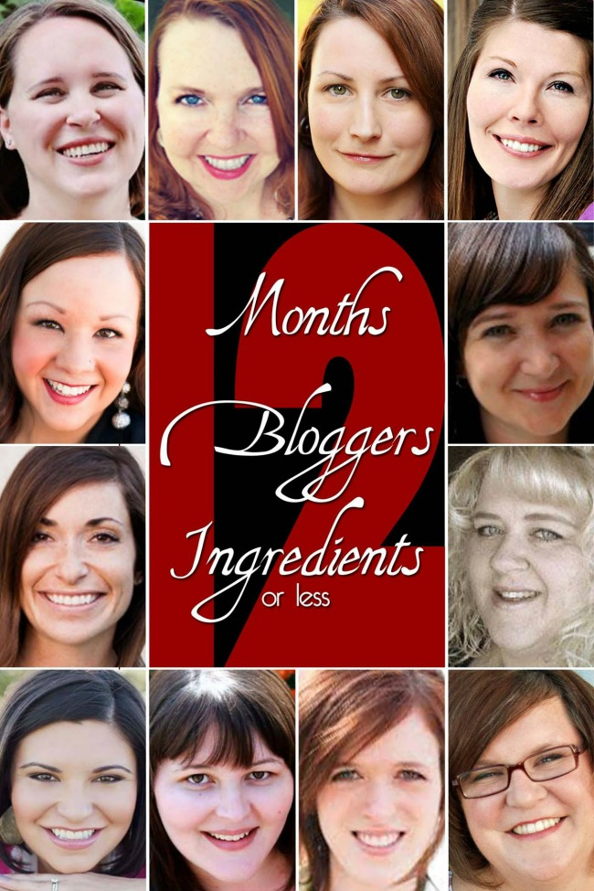 12 Bloggers 12 Months