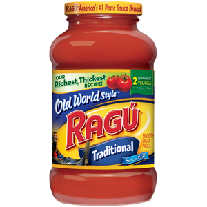 Ragú® Old World Style® Traditional Sauce