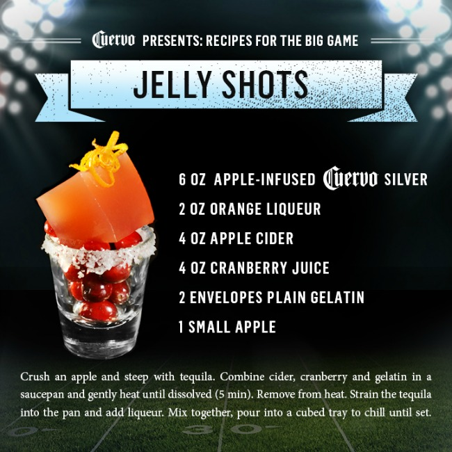 Jose Cuervo Jelly Shot - a fun party treat!