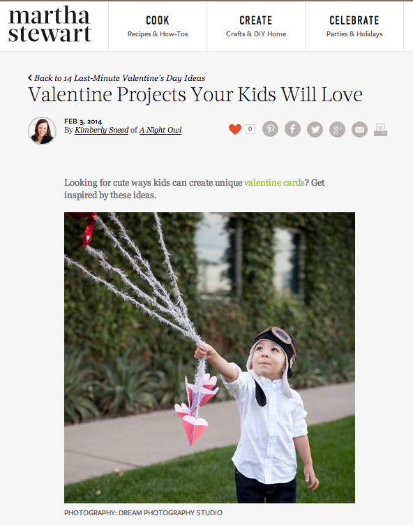 Valentine Projects Your Kids Will Love