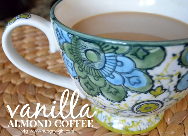 Hungry Girl's Vanilla Almond Coffee