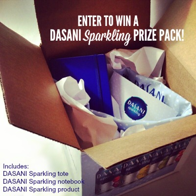 DASANI Sparkling Prize Pack