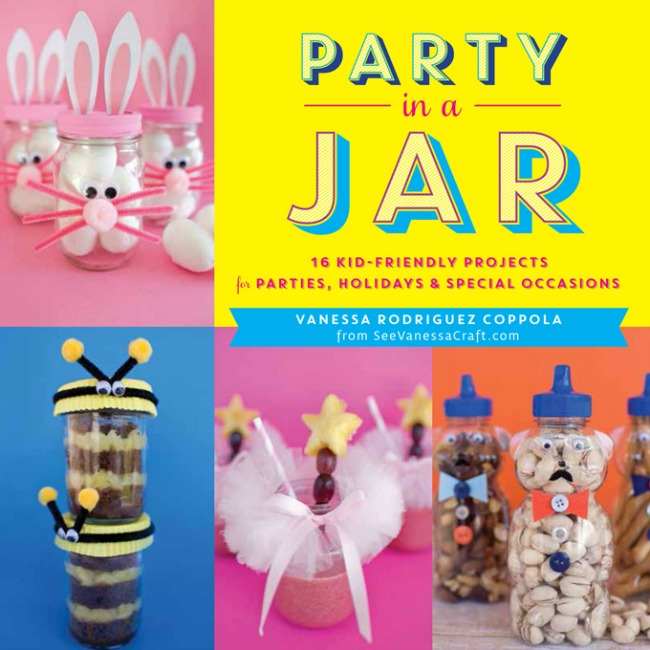 Party in a Jar by Vanessa Coppola