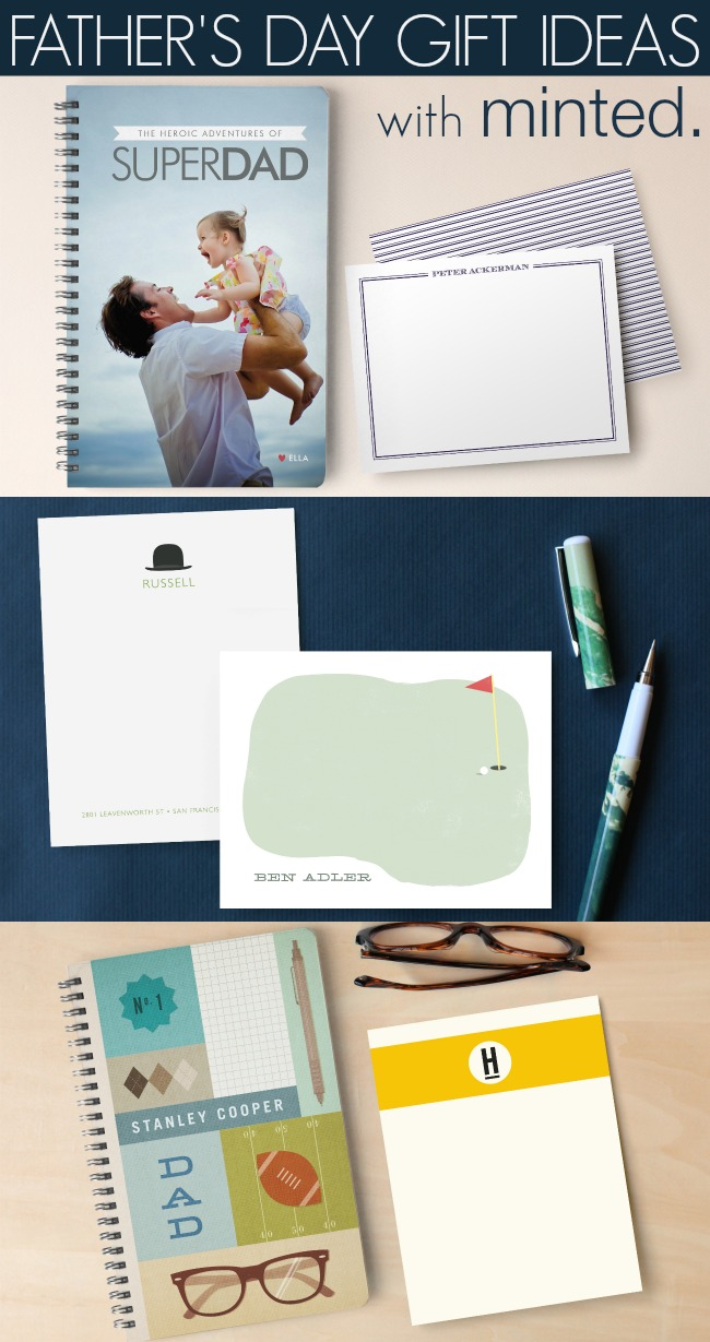 Minted Father's Day Gift Ideas