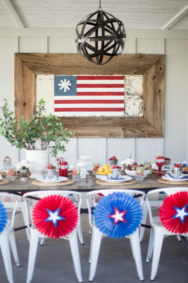 So many great Patriotic Party Ideas for 4th of July and more!