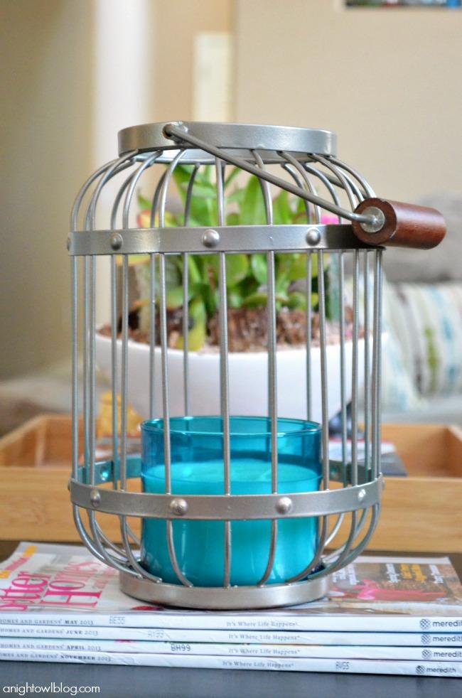 Love this lantern!