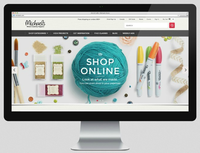 Michaels - Shop Online Today
