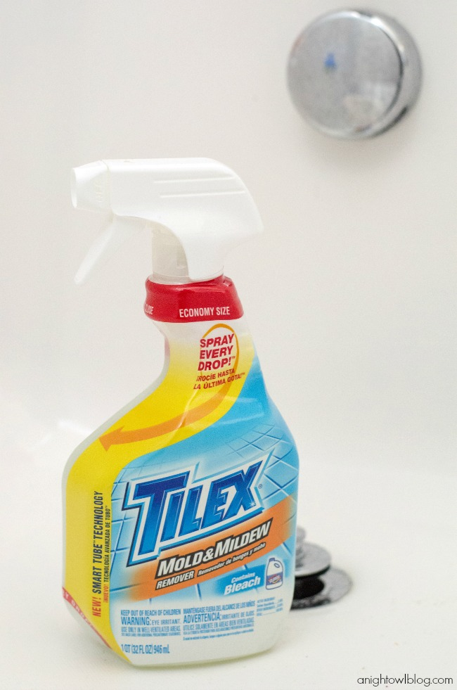 Tilex Mold and Mildew - tackle your dirty secret.