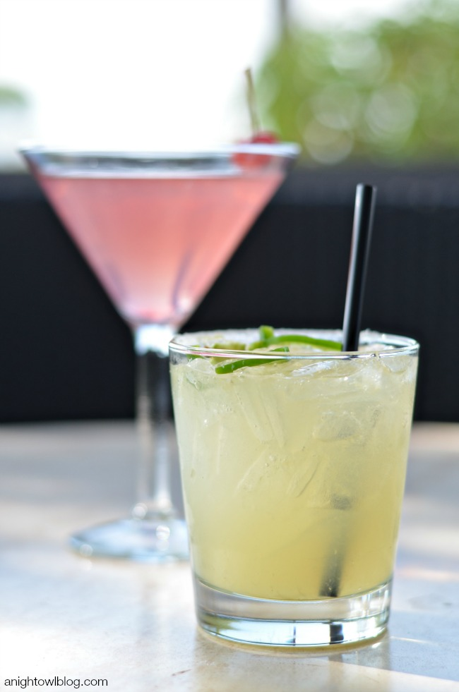 PF Changs Summer Cocktails