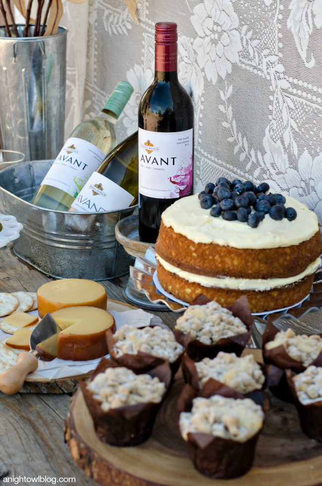 Great ideas on how to host your own wine party!